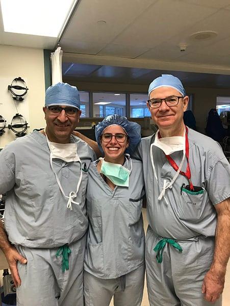 Gillingham Fellowship Experience: Dr. Julia de Lima Farah