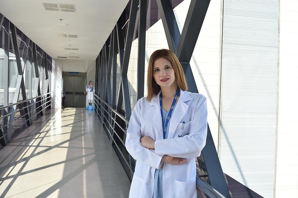 PAAO-YO Info representative Dra. Marcela Lonngi