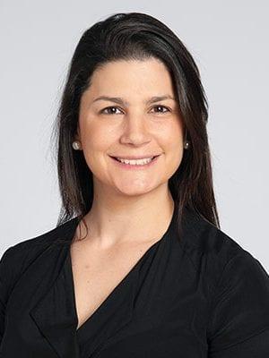 Claudia E Perez Straziota MD