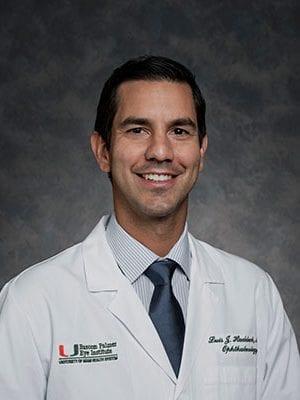 Luis J Haddock MD