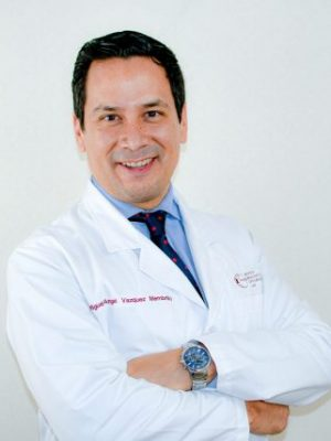 Miguel Angel Vázquez Membrillo MD PhD