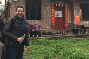 Figure 2. Rural communities - Zhaoqing, Guangdong Province, China