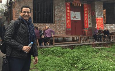 Unique Experience in China: Miguel Angel Vázquez Membrillo MD PhD