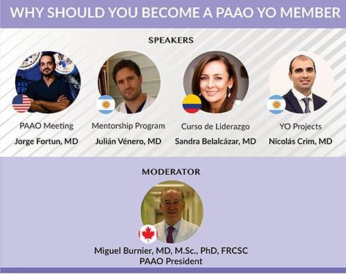 Why should you become a PAAO-YO Member