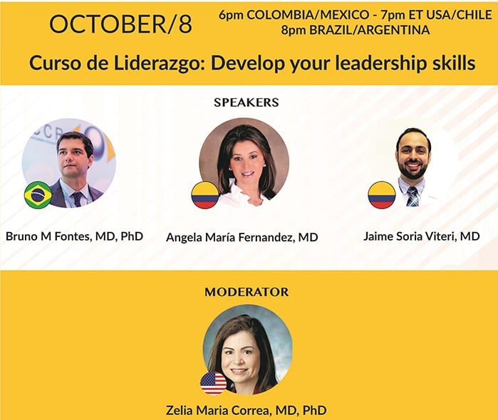 Webinar: Leadership course- Develop your leadership skills