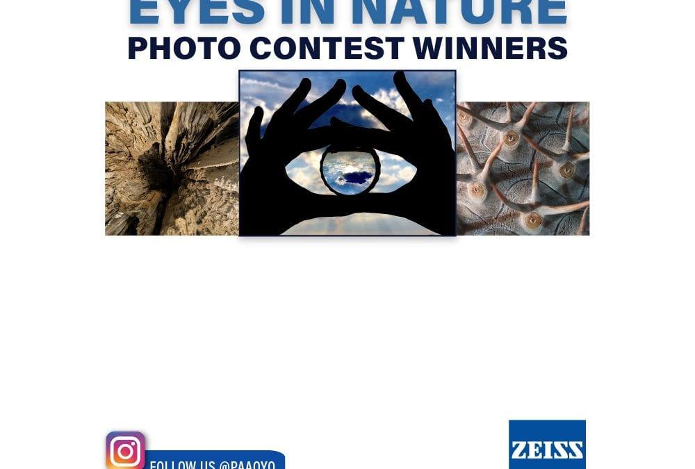 Eyes In Nature Winner